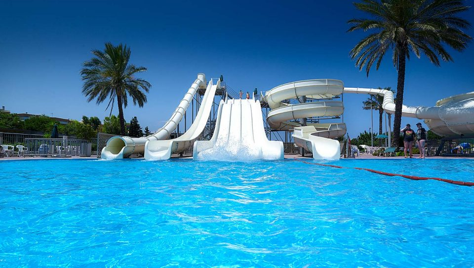 Star Hotels In Rhodes With Water Slides
