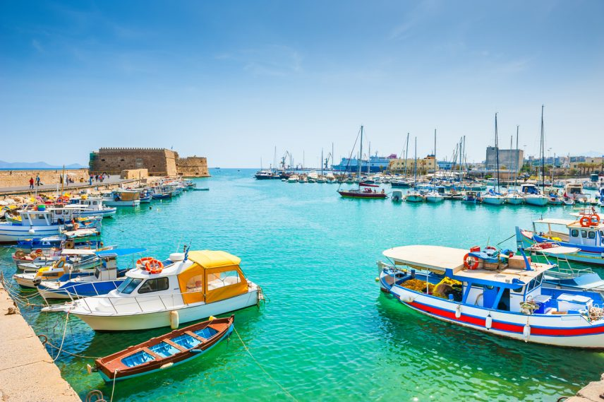 Crete is a popular destination for gay holidays in Greece