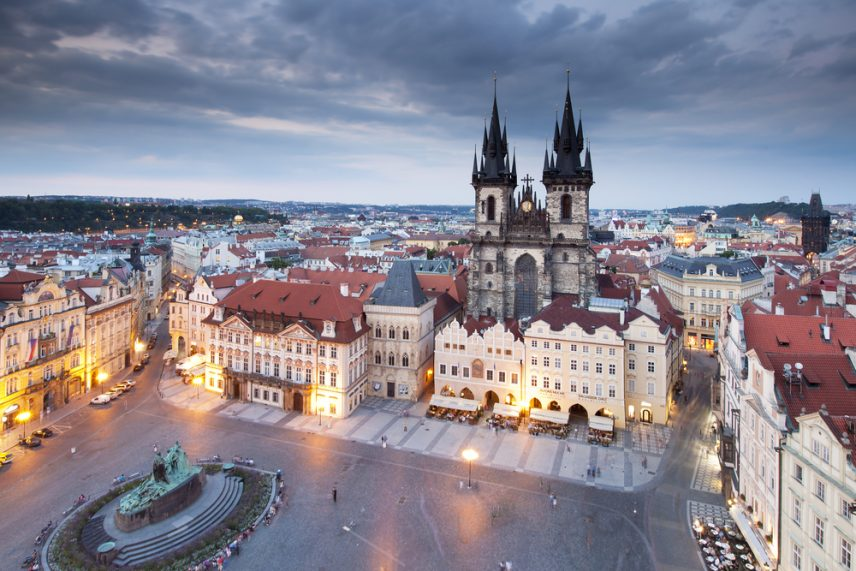 Best City Break in March Prague