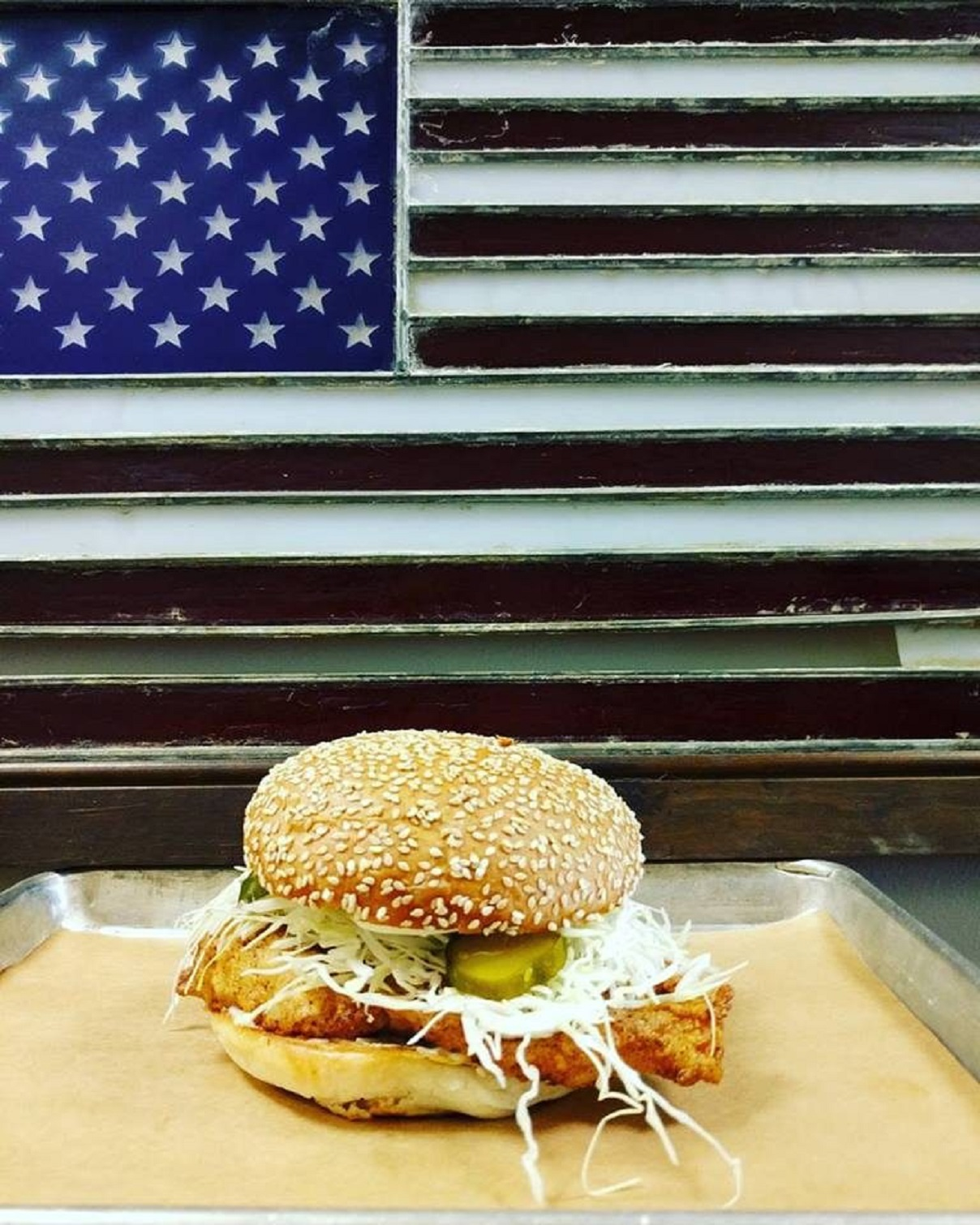 TOP 10 BURGERS IN THE USA