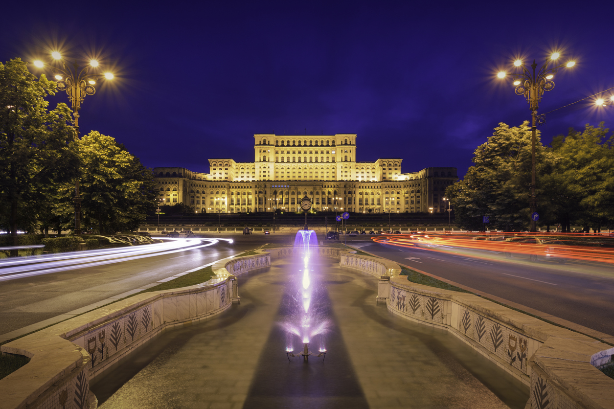 48 HOURS IN BUCHAREST