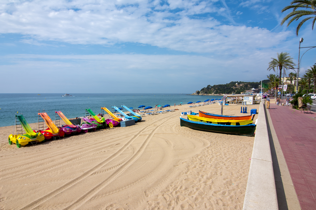 6 THINGS TO DO IN LLORET DE MAR
