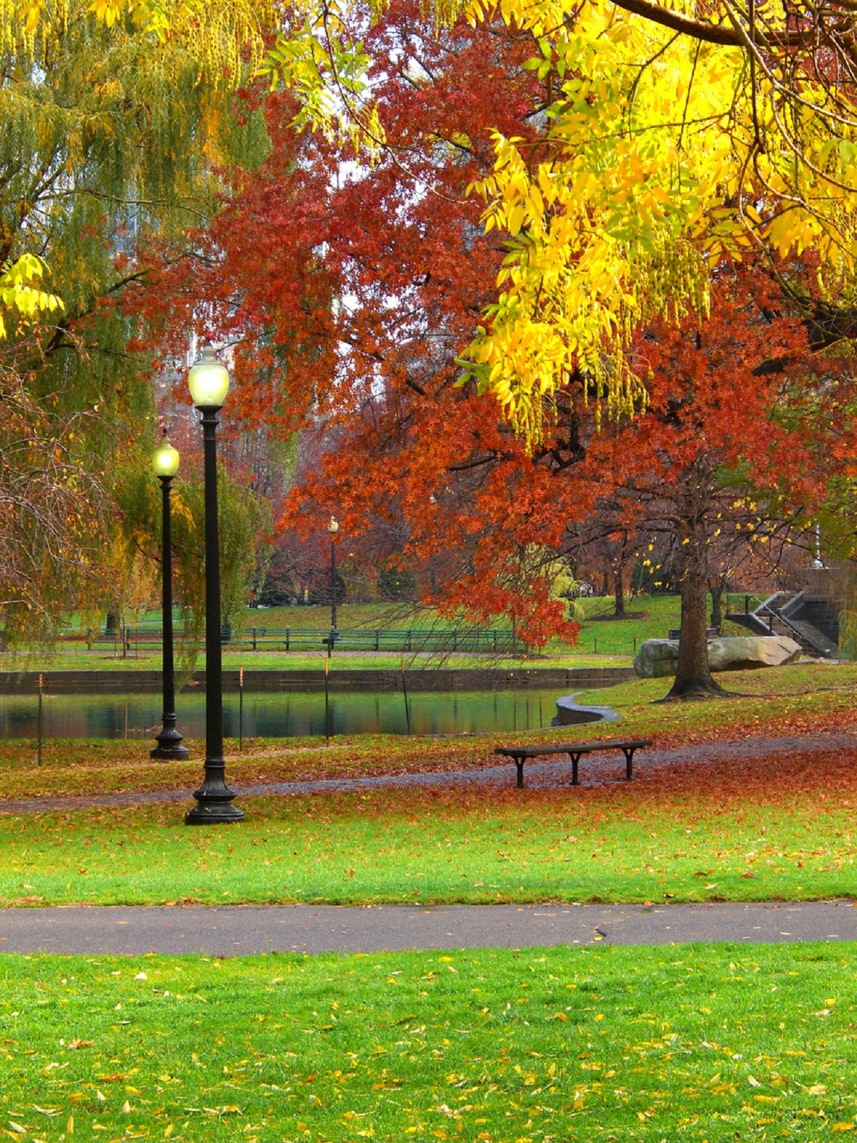 Top US Cities to Visit in Autumn Boston