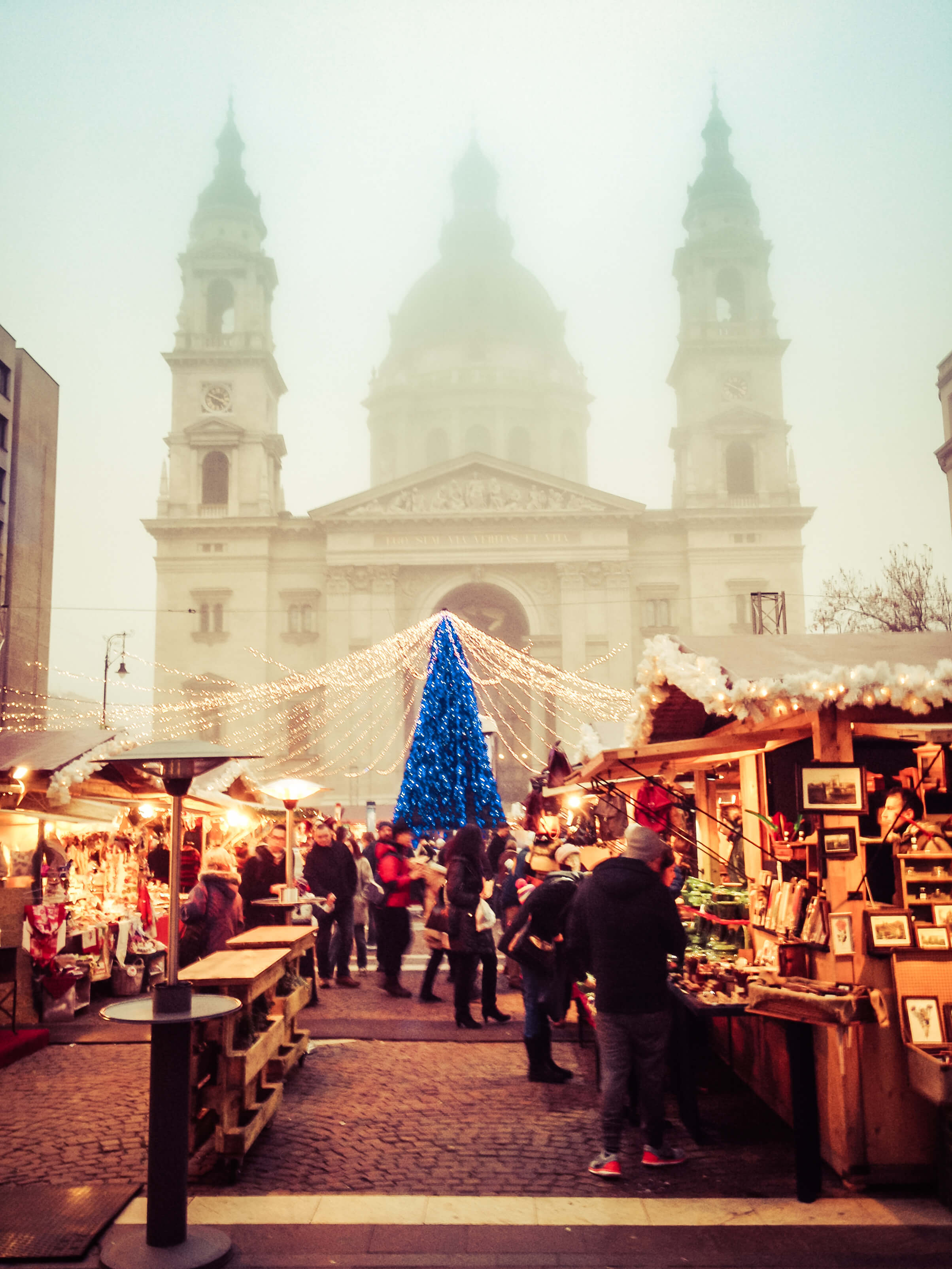 THE BEST CITY BREAKS IN DECEMBER FOR CHRISTMAS CHEER