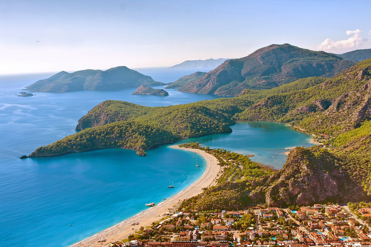 10 BEST PLACES TO GO ON HOLIDAY IN TURKEY