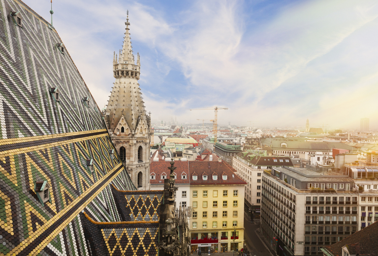 5 PHOTOGENIC LOCATIONS IN VIENNA