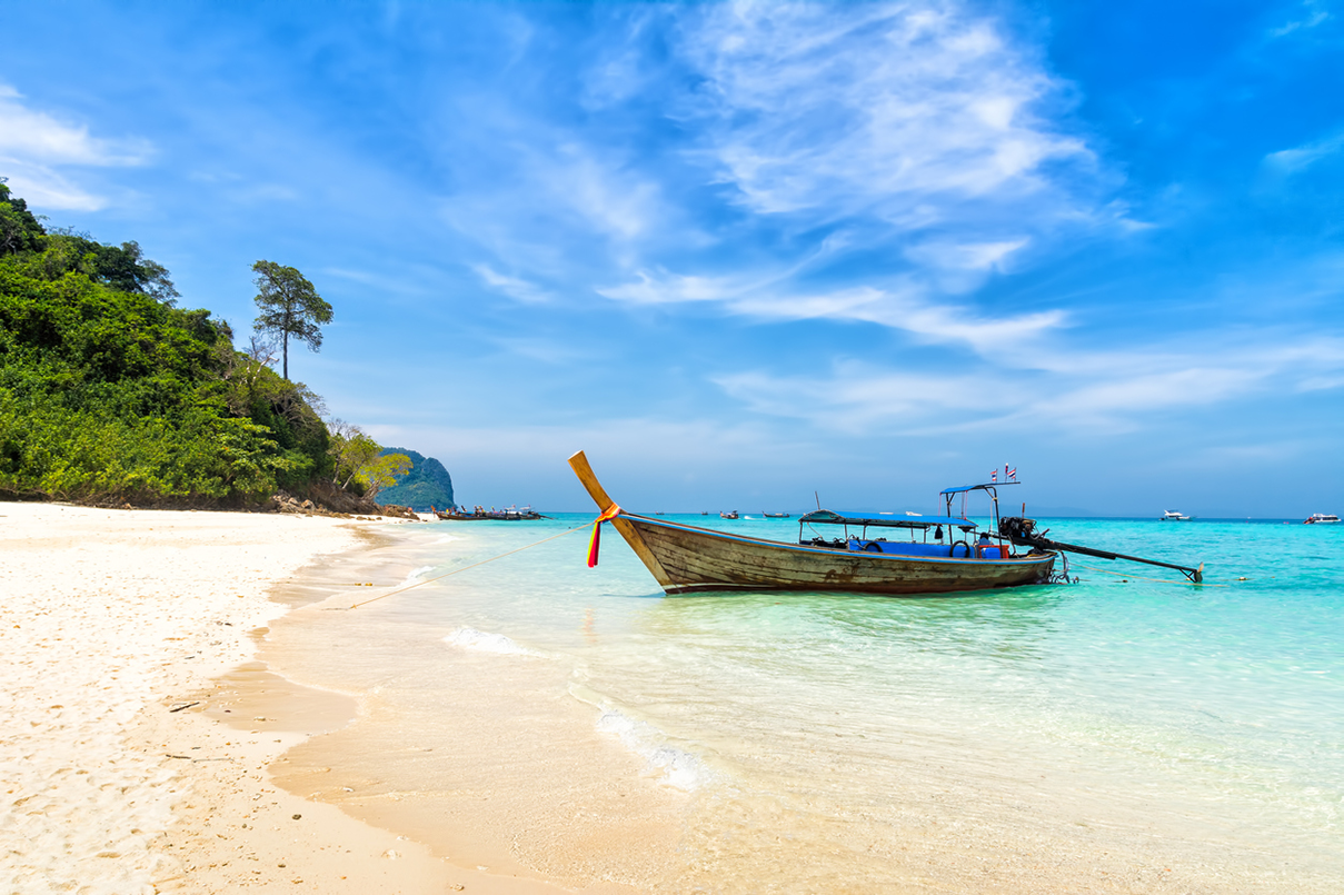THAILAND: WHEN AND WHERE TO GO