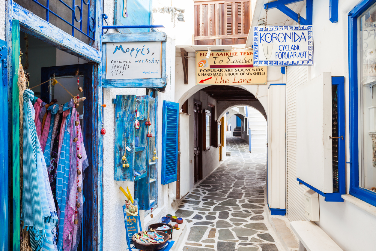 OFF THE BEATEN TRACK WHERE TO GO IN GREECE