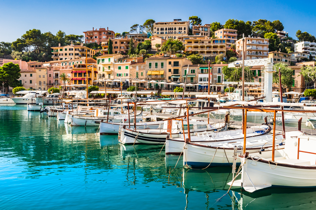 MAJORCA: BEST PLACES TO RELAX