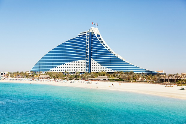 DUBAI -THE PEARL OF THE MIDDLE EAST