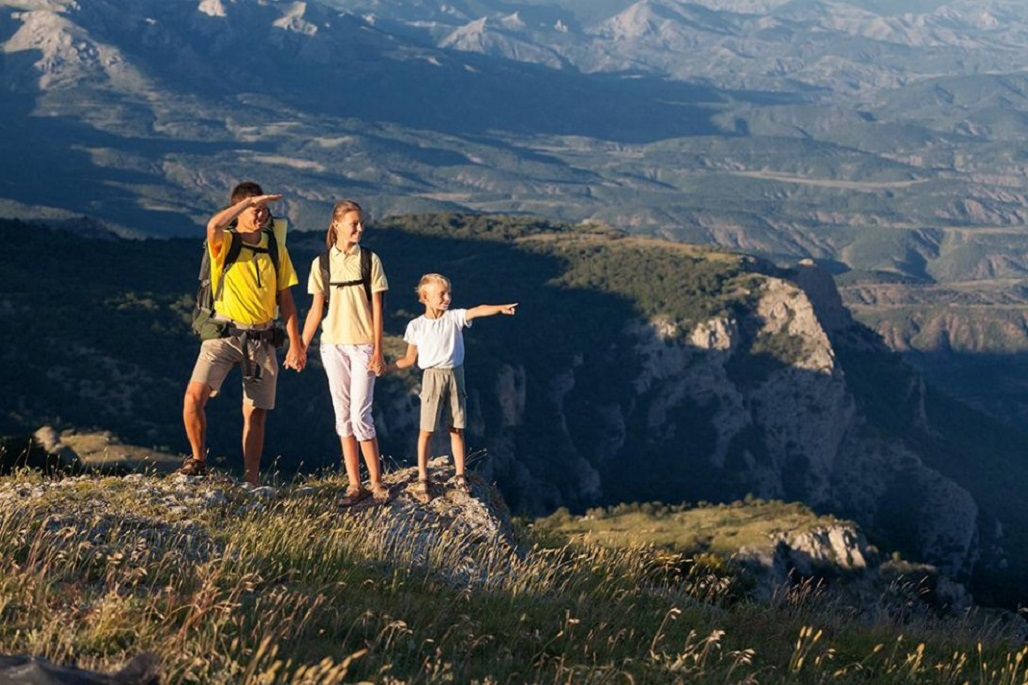 GREAT FAMILY TRAVEL TIPS
