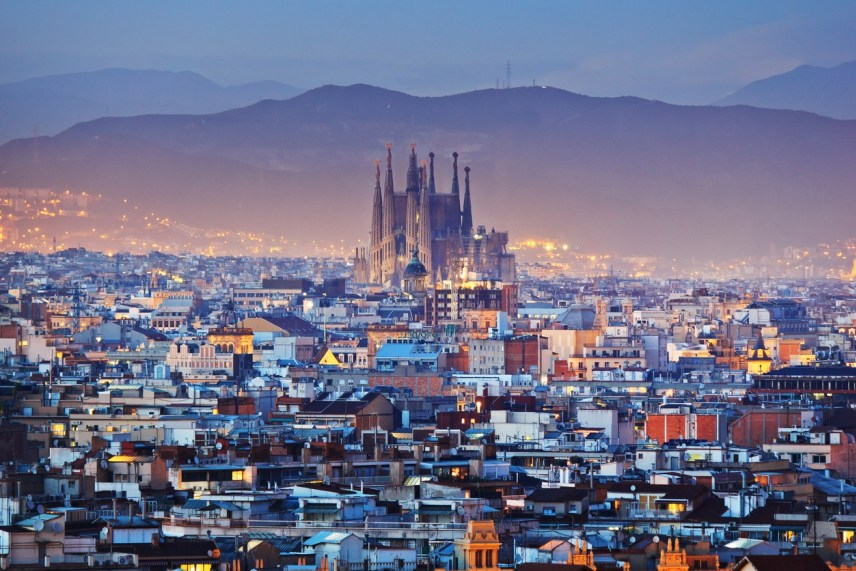 20 OF THE BEST CITY BREAKS FOR COUPLES