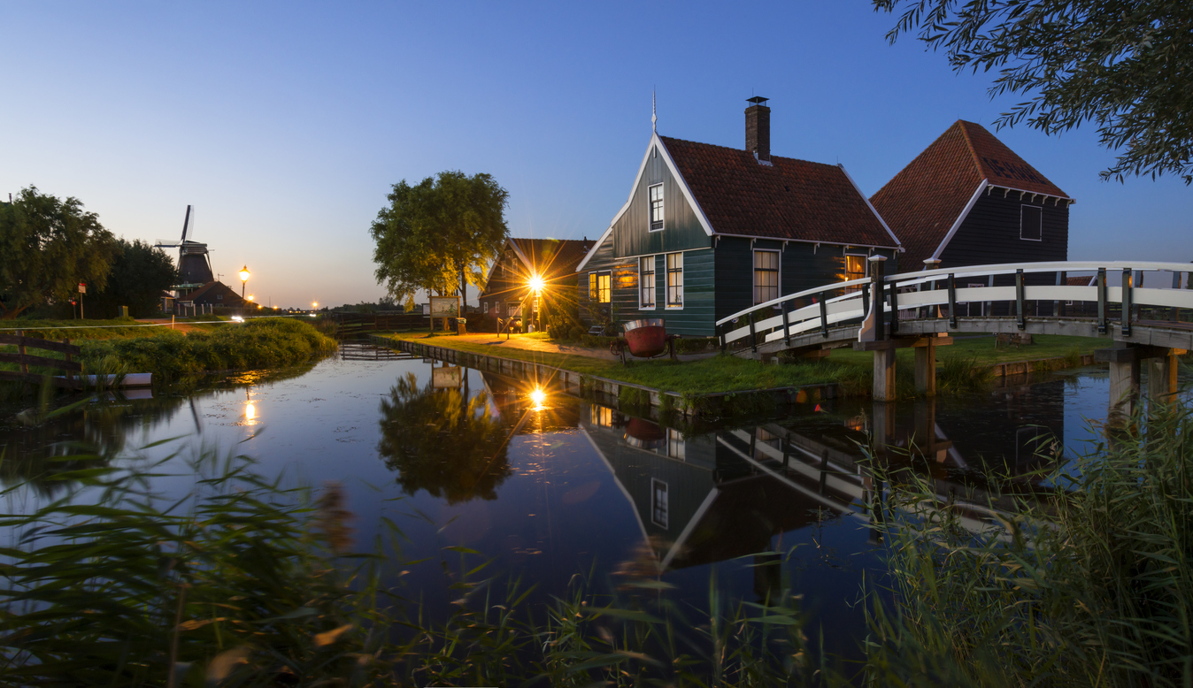 5 of the Best Views in the Netherlands