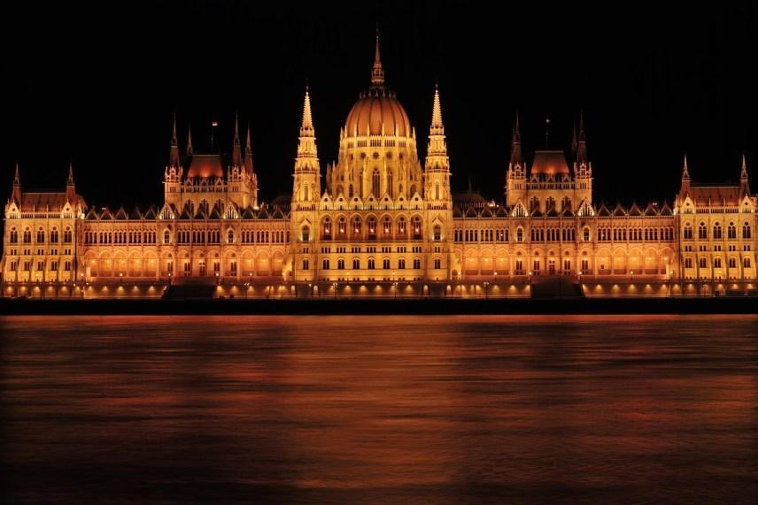 A CULTURAL CITY BREAK IN BUDAPEST