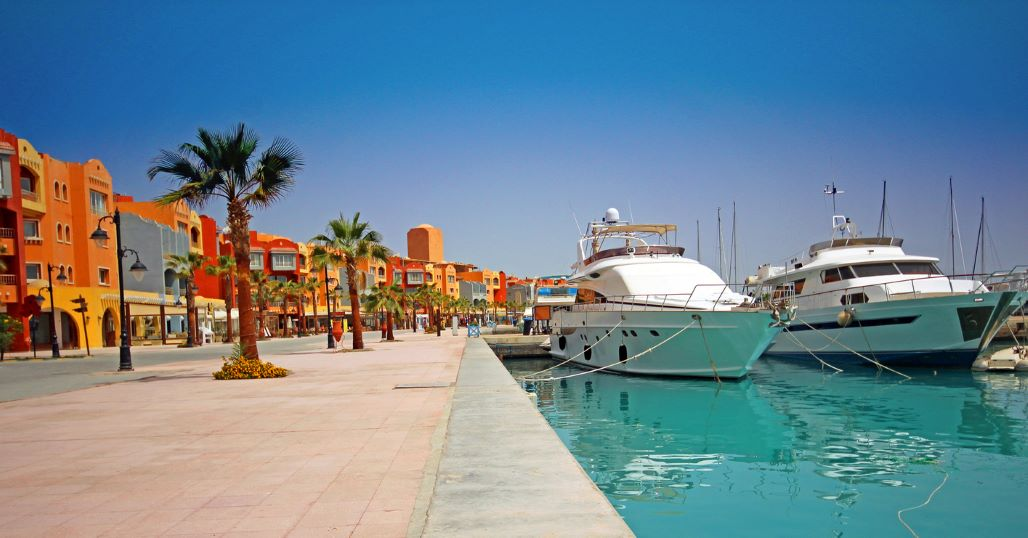 TOP THINGS TO DO IN HURGHADA