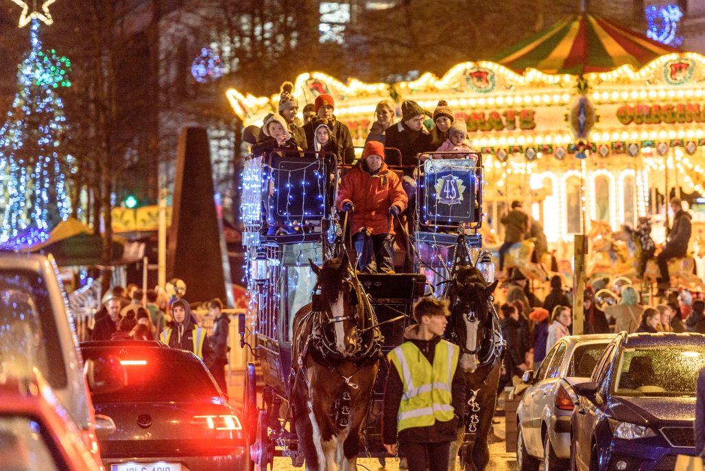 Ireland's Best Christmas Markets