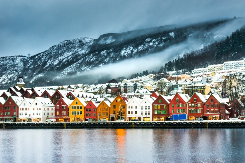 12 CITIES FOR A WINTER BREAK IN EUROPE
