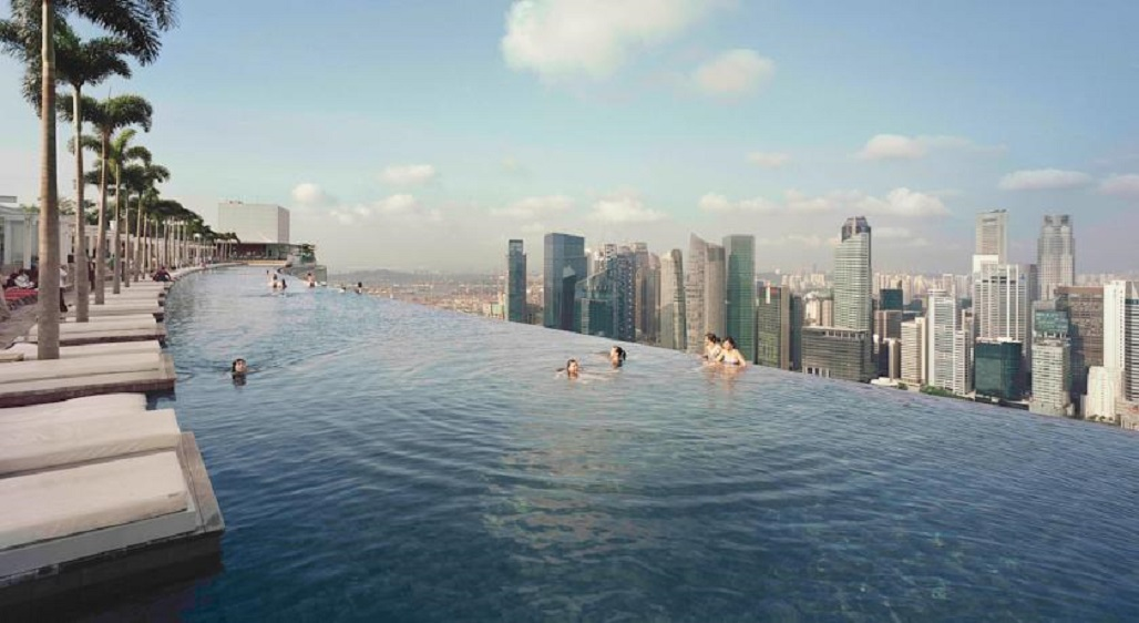 Amazing Swimming Pools Around the World