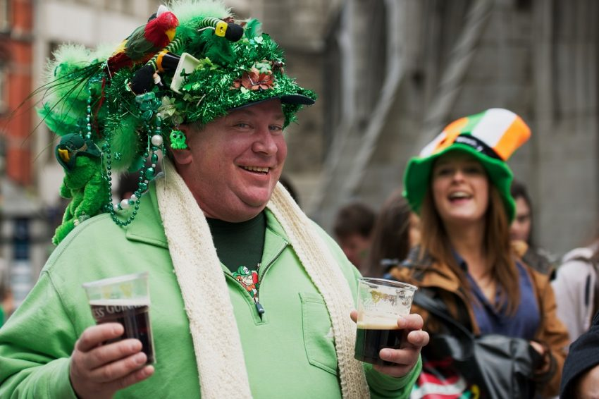 ST PATRICK'S DAY GETAWAYS